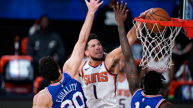 Suns brace for biggest game in recent memory with play-in spot on the line