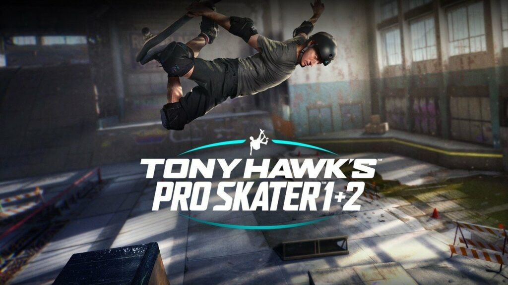 Switch Control Options Supposedly Uncovered In Tony Hawk's Pro Skater 1 + 2 Warehouse Demo