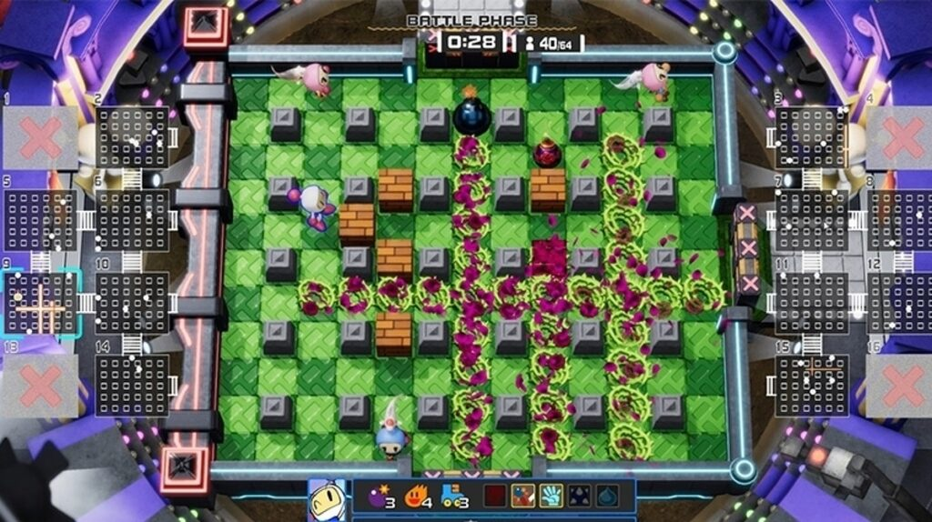 """Super Bomberman R Online is a 64-player battle royale that's a """"first on Stadia"""" exclusive • Eurogamer.net"""