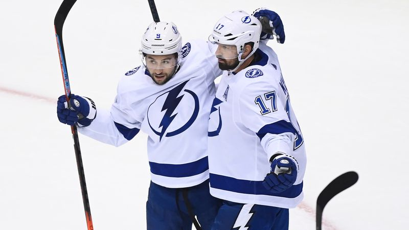 Two games later, the Lightning are looking like the team to beat