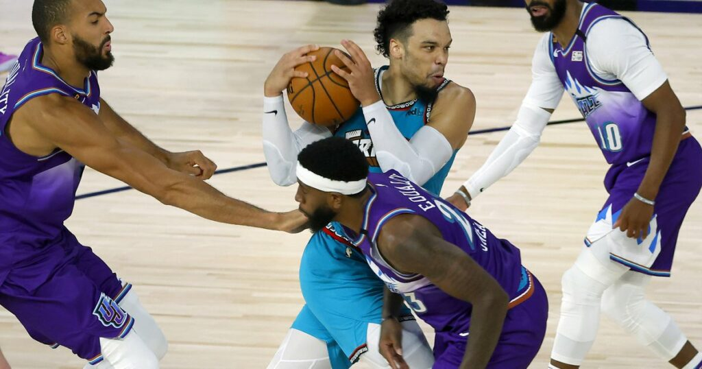 Utah Jazz will sit four starters Friday as they open the second half of seeding game schedule