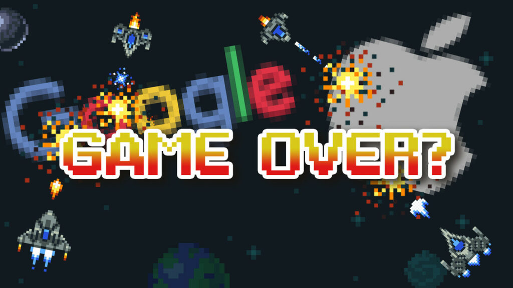Will videogames be the Achilles heel for Apple, Google in antitrust investigations?