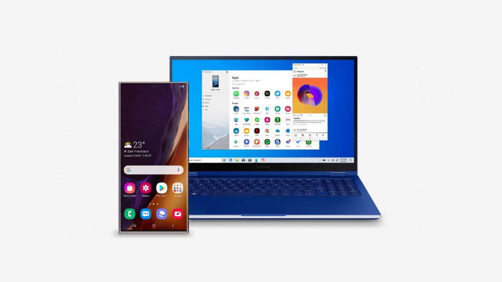 Windows begins wide rollout of new app features for Your Phone