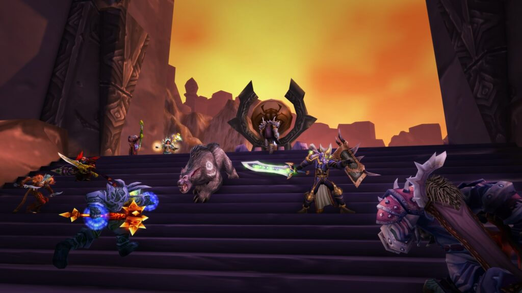 WoW Classic's Ahn'Qiraj raid isn't out yet, but some groups have already played it