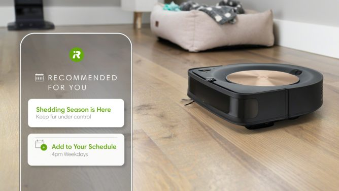 Your Roomba is about to get a lot smarter courtesy of an AI-powered app update