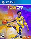 NBA 2K21 Mamba Forever Edition-PlayStation 4