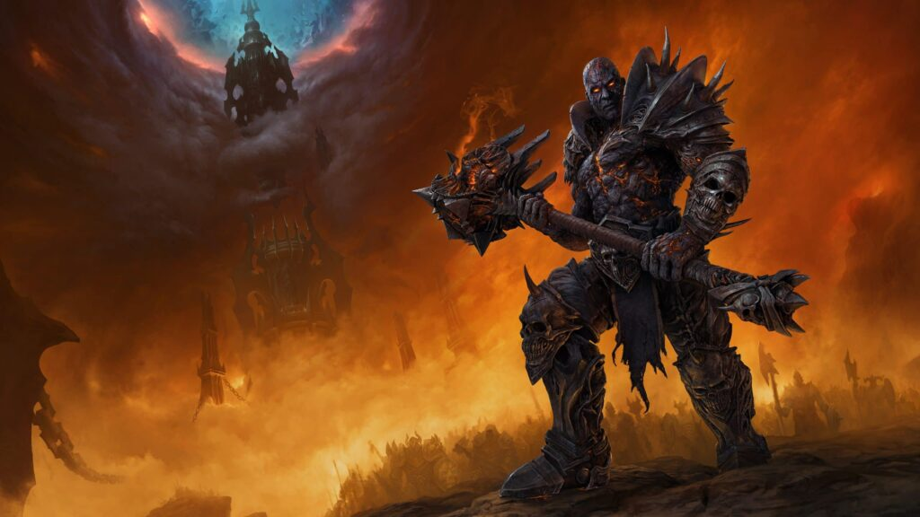 World of Warcraft: Shadowlands requires 100GB and SSD