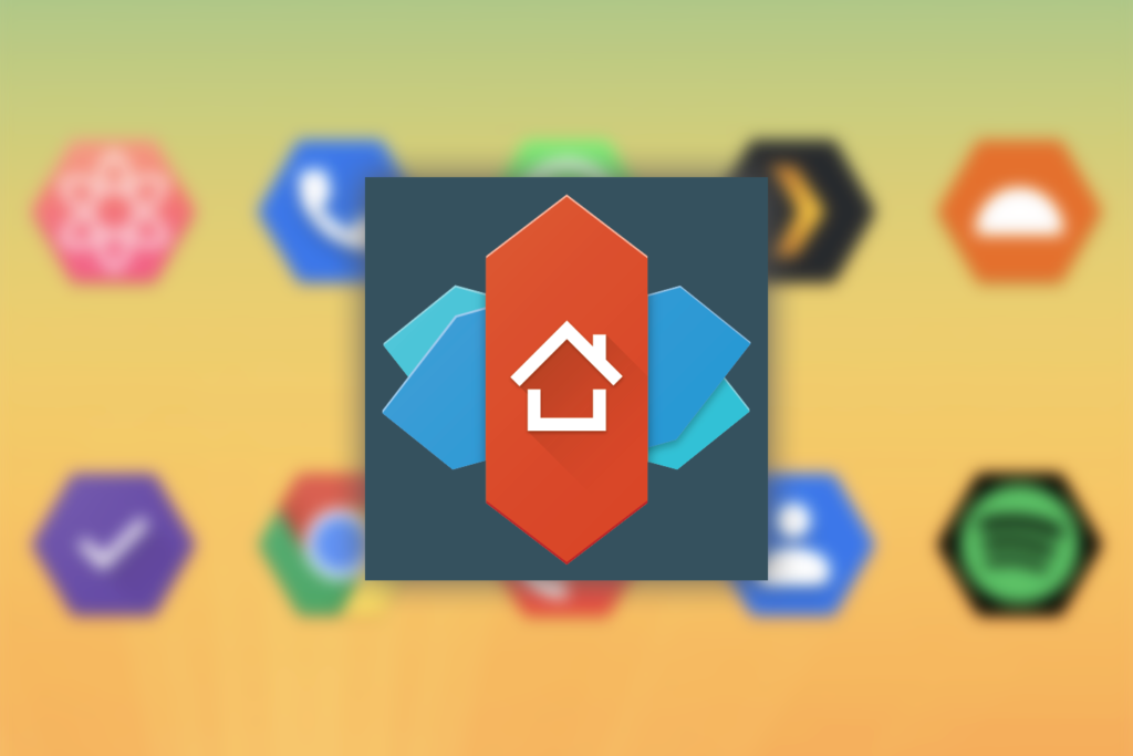 Nova Launcher beta adds Android 11 quirky flower, pebble and container icon shapes (APK download)