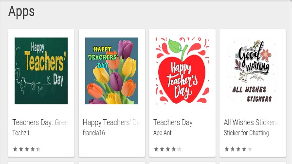 How to Download and Send Teachers Day WhatsApp Stickers on Your Smartphone
