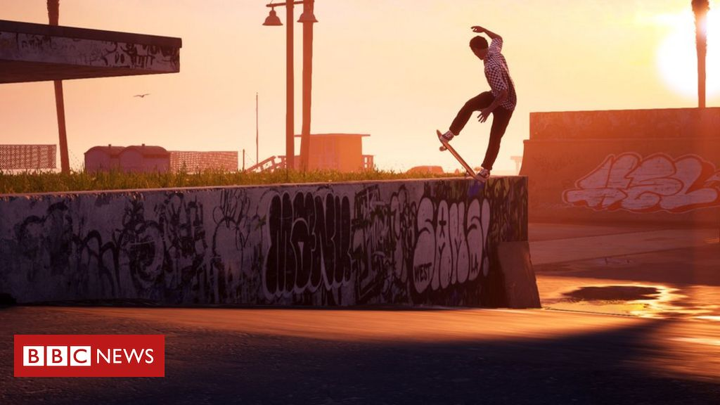 Tony Hawk on why they recreated his most iconic game