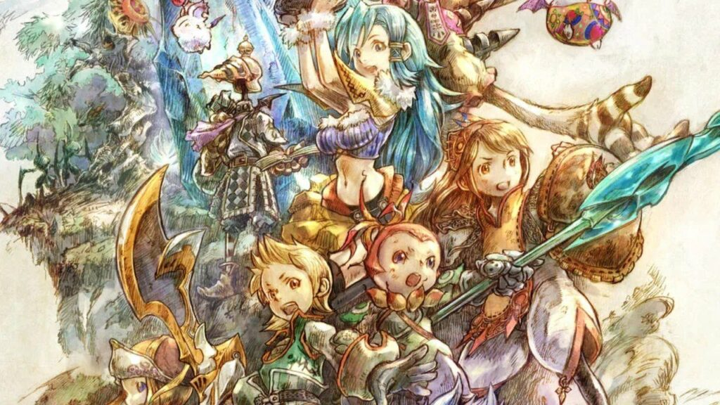 """FINAL FANTASY Director: Crystal Chronicle Remaster """"try to do things right"""""""