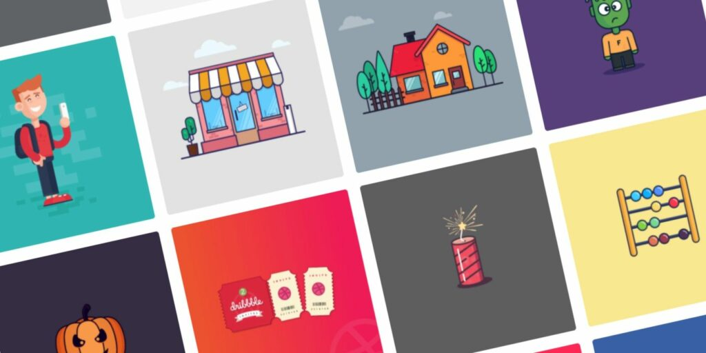 7 free stock sites with copyright-free illustrations and vector attribution
