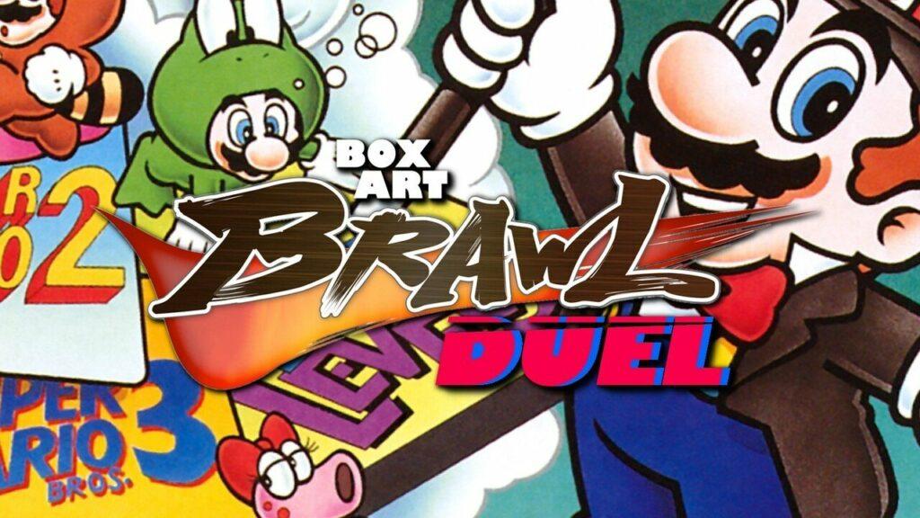 Vote: Box Art Brawl: Duel # 58-Super Mario All-Stars