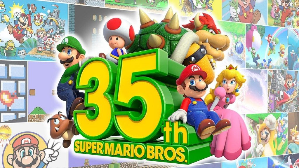 Nintendo's Big Super Mario 35 Plan May Be Five Months Late