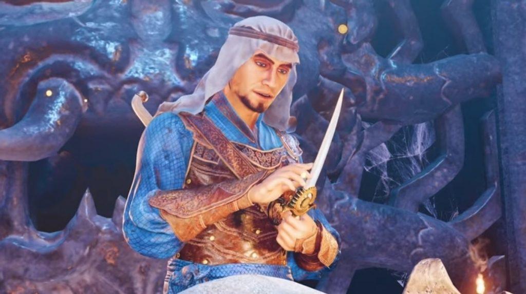 Remake of Sands of Time on Uplay • Eurogamer.net