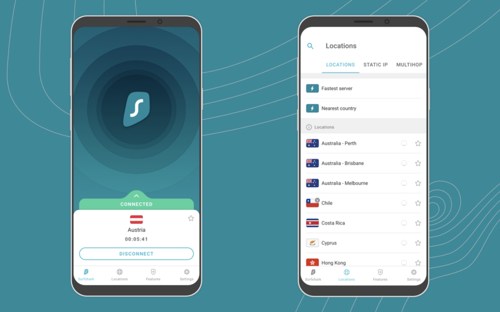 3 Reasons You Should Use a VPN Like Surfshark on your Android Phone (Sponsor)