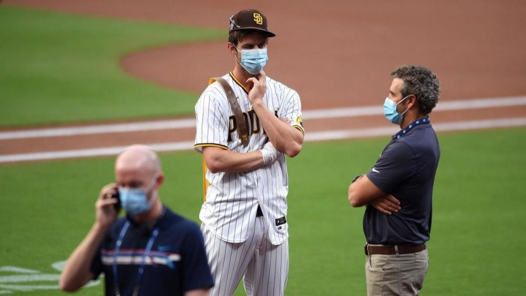 A total of 43 games have been postponed due to positive cases of COVID-19 in the MLB schedule