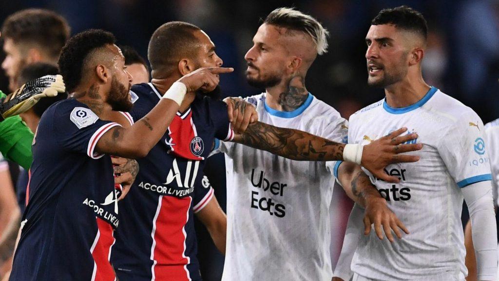 Neymar bans two games following PSG-Marseille brawl | Soccer News
