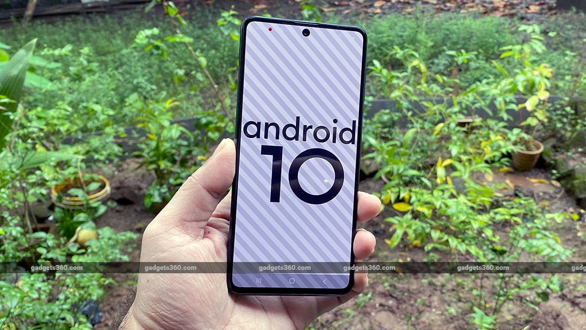 Samsung galaxy m51 android10 samsung galaxy m51 review