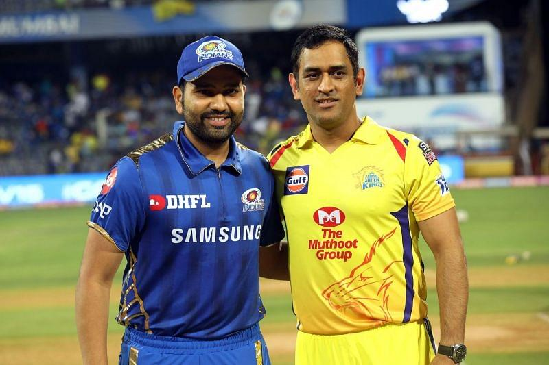 CSK and MI face off in the IPL 2020 season opener