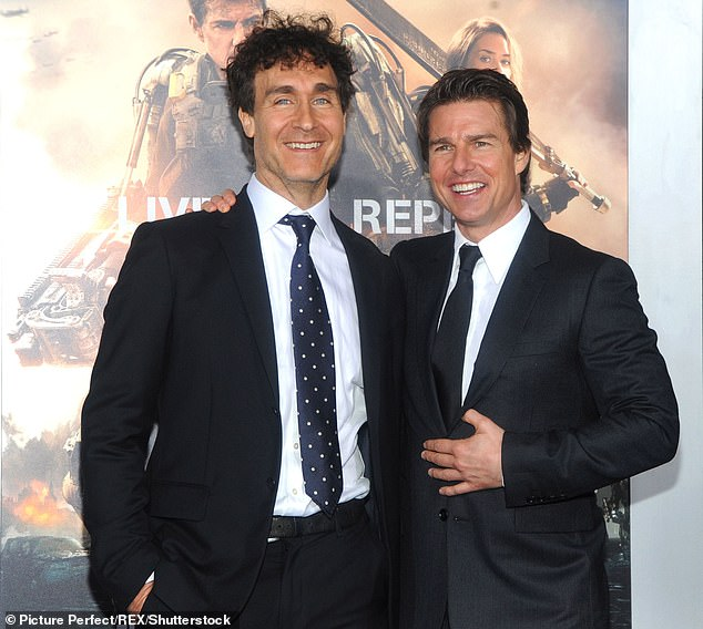 Co-Editor: Little is known about Cruz's plans to shoot in space, except that Liman is believed to have drafted the script for the project. The two were filmed in New York in 2014