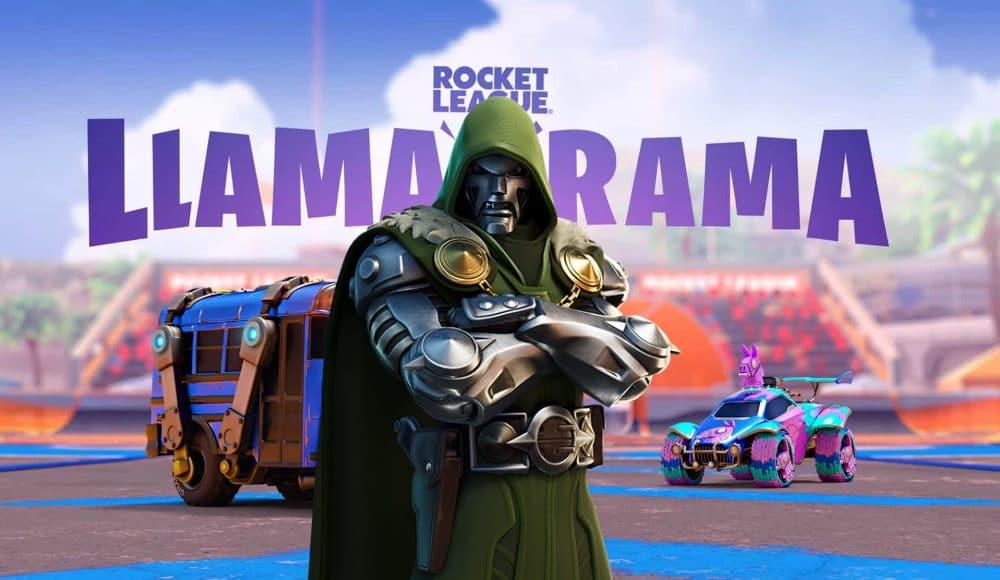 Leak Rocket League POI coming soon to Fortnite