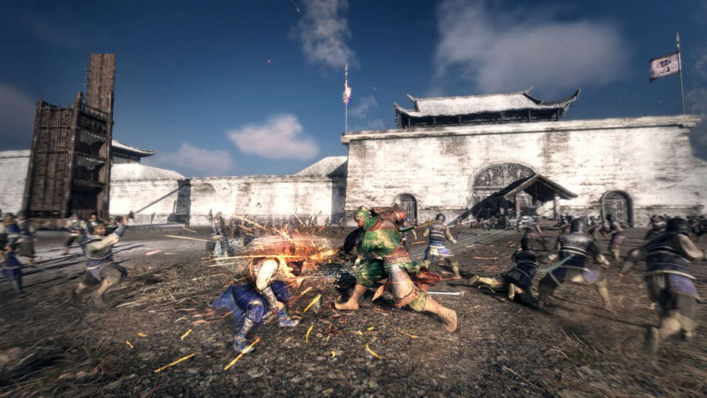 Dynasty Warriors 9 Empires announced for PC and current/next-gen consoles