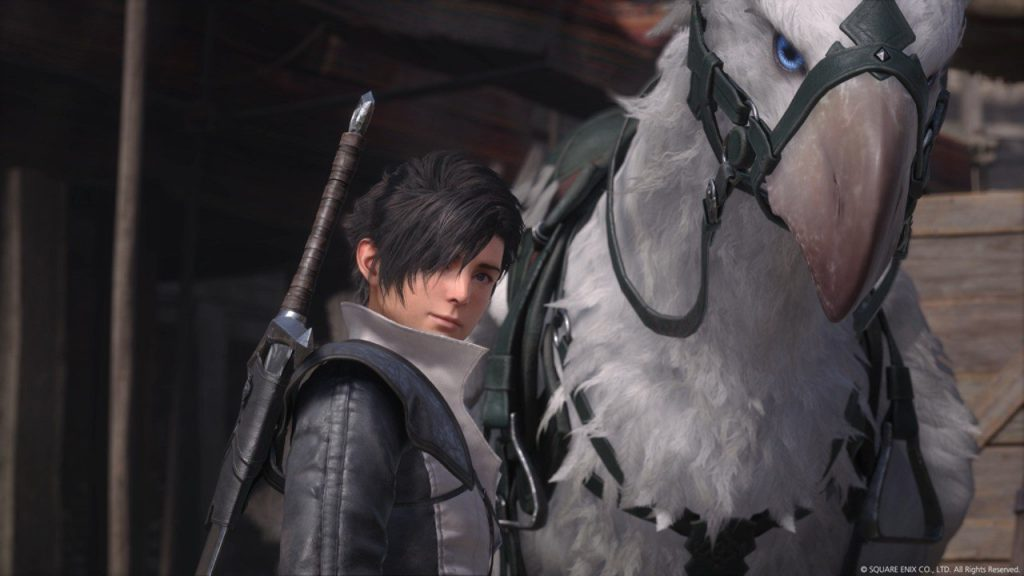 PS5-only Final Fantasy 16 graphics haven't been tuned or optimized yet