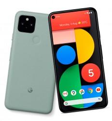 Mint green Google Pixel 5