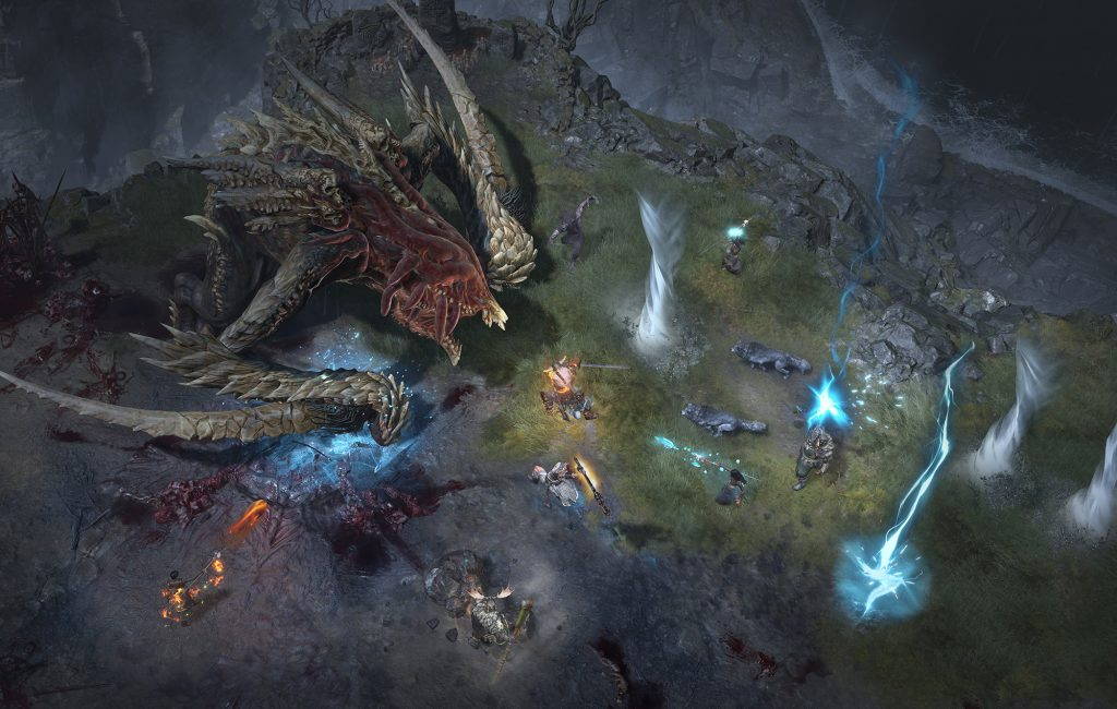 """Blizzard makes """"major changes"""" to the """"Diablo IV"""" skill system"""
