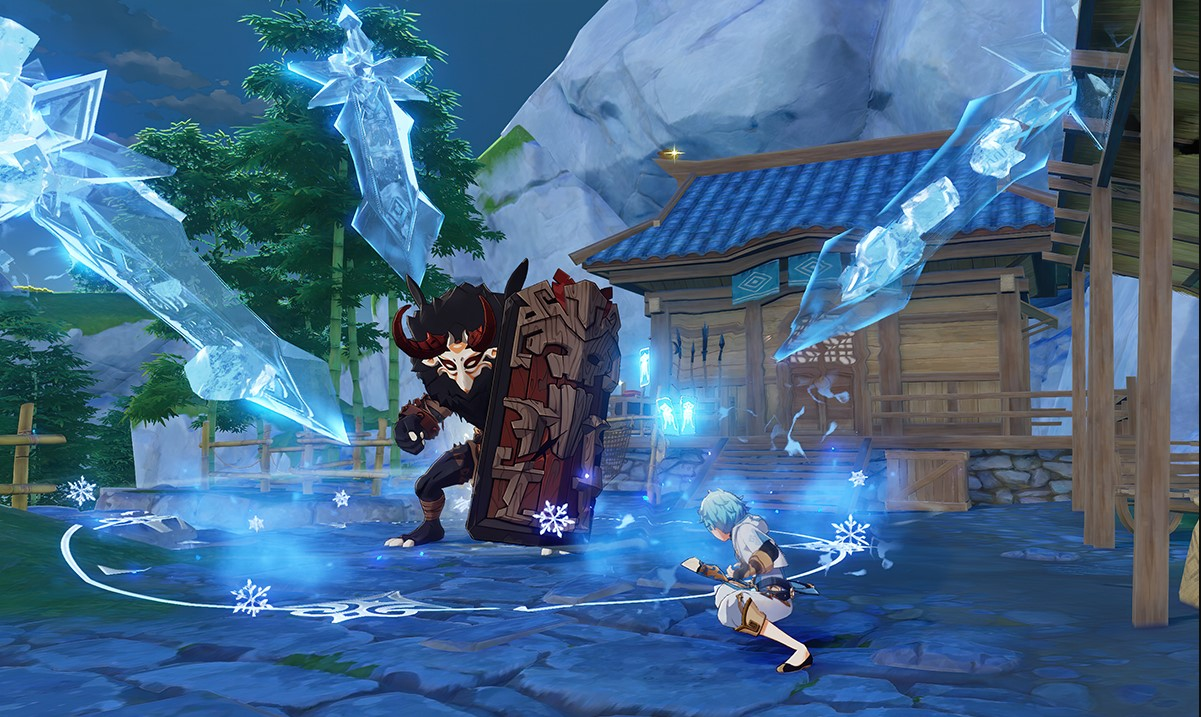 Genshin Impact Faq Play With Friends Fail To Update Slow Download