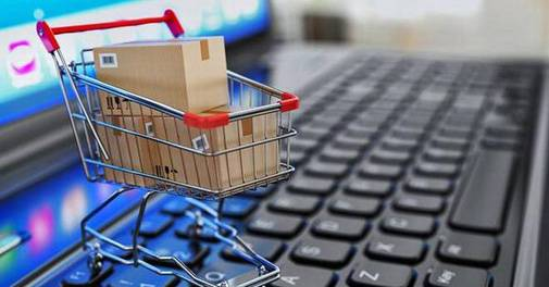 A surge in shopping app downloads. Online dominating the festive season sale