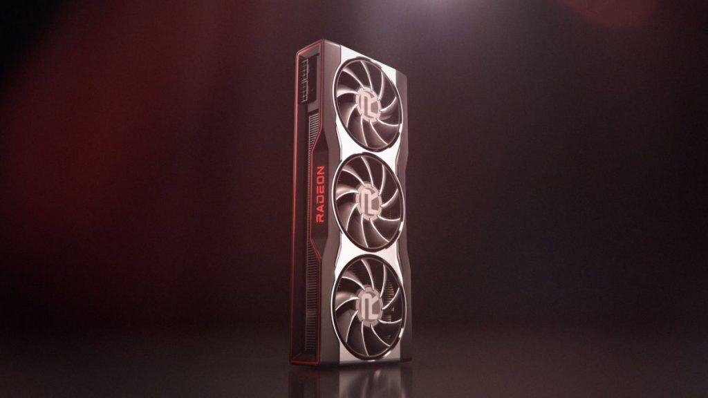 AMD unveiled Big Navi graphics card design at Fortnite