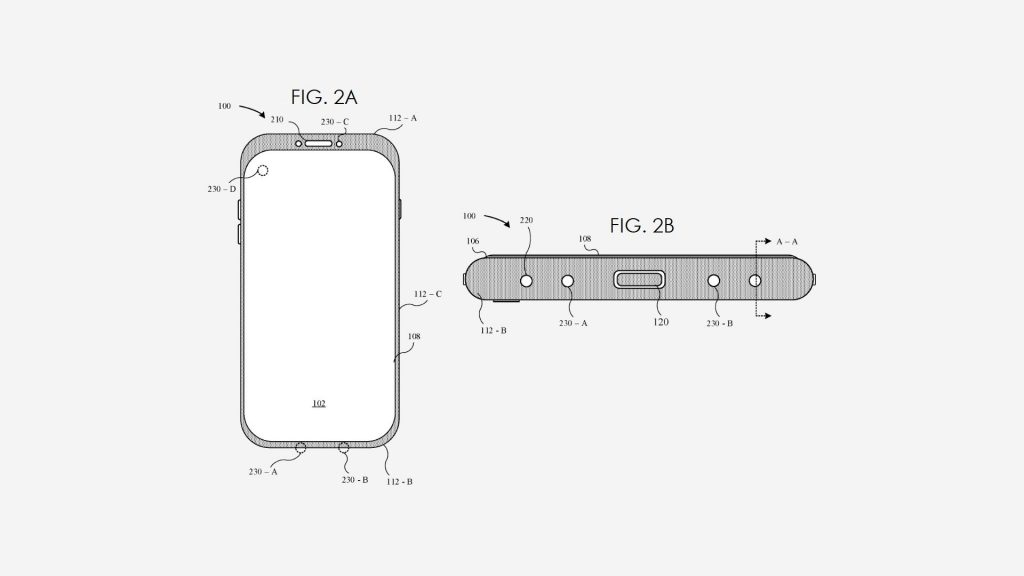 Apple patents suggest iPhone gets the same water injection system as Apple Watch
