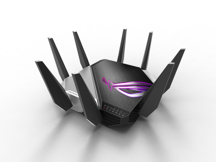 Asus announces first router to support next-generation Wi-Fi 6E connectivity