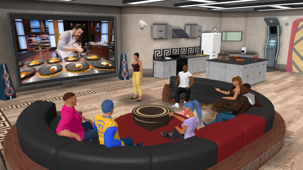 Big Brother MMO coming out next month | iPhone & iPad Game Review
