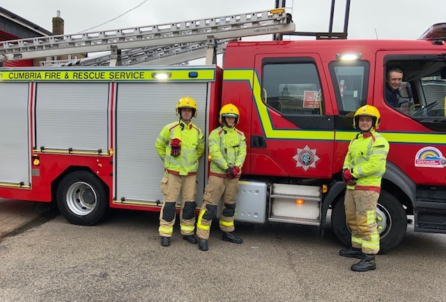 """""""Can Save Life""""-Ulverston Fire Crews Encourages Public to Download Location Apps"""