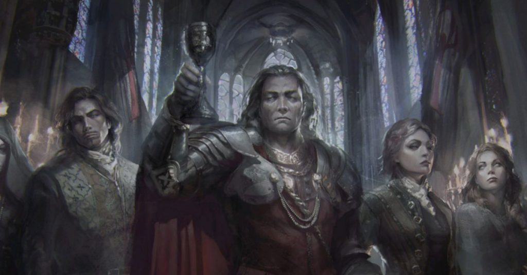 Crusader Kings 3 gets even more complicated for immortal vampires