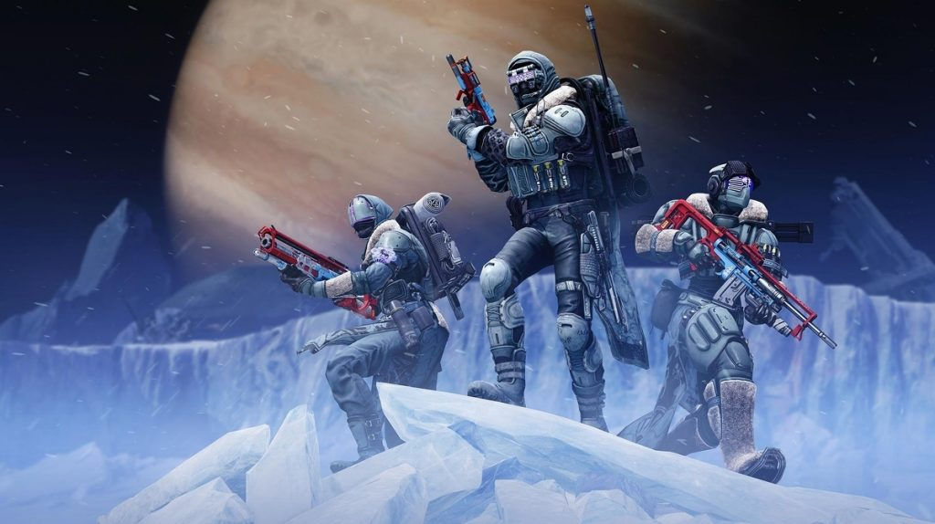 Destiny 2 installation size will soon be significantly reduced