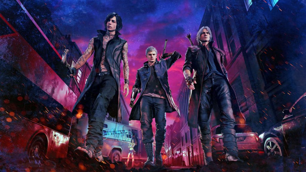 Devil May Cry 5: Special Edition Announced for PS5 and Xbox Series X