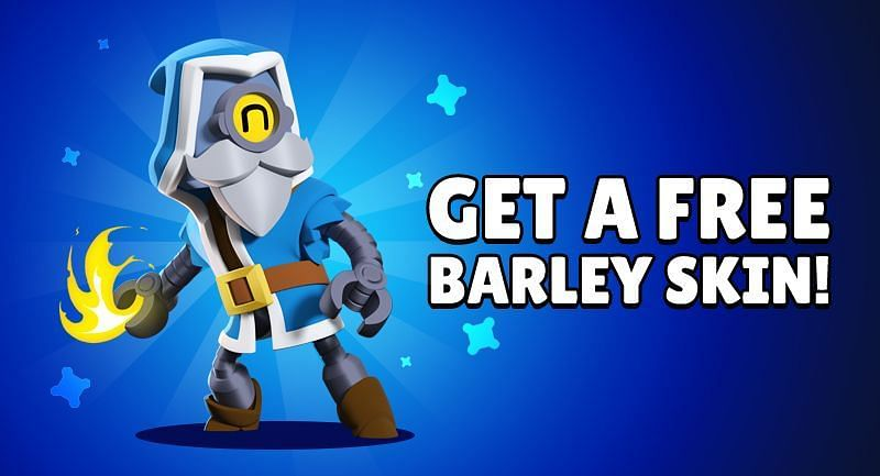 Supercell Brawl Stars Wizard Barley