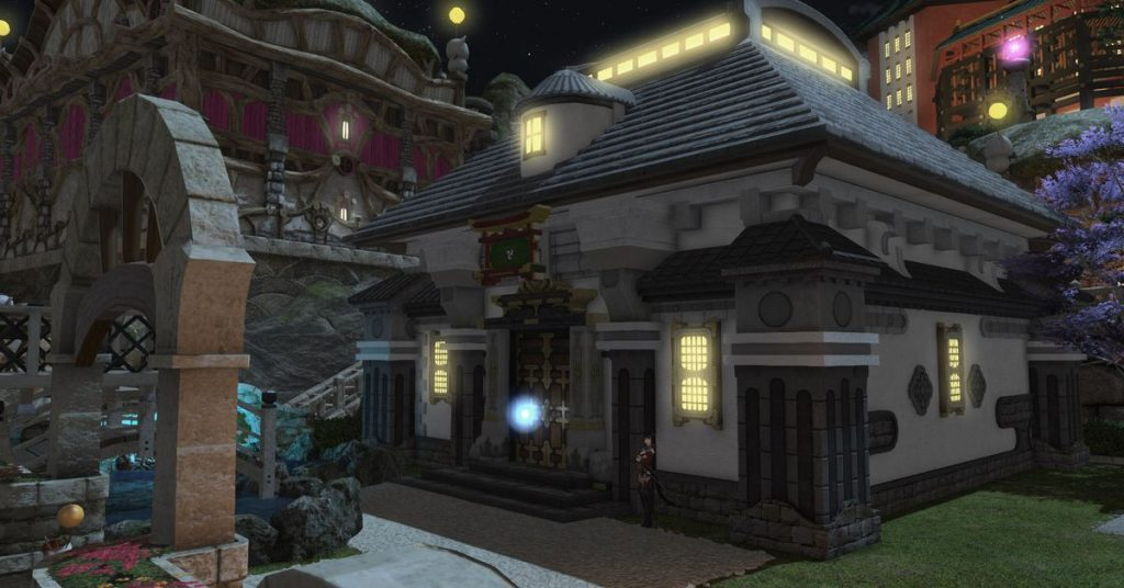 FINAL FANTASY 14 gets more housing plans in future patches