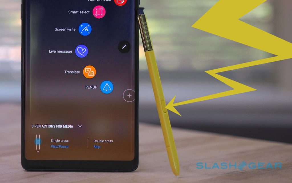 Galaxy Note S Pen now works with Tasker gestures