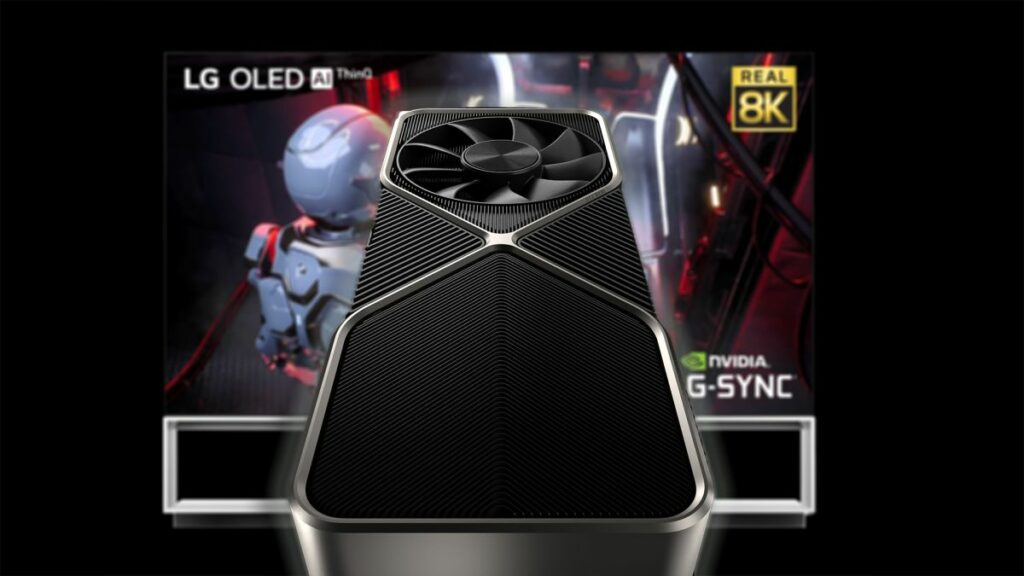 Here's how the Nvidia RTX 3090 aims for 8K gaming