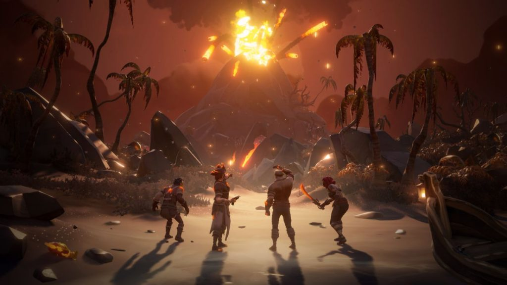 How Sea of Thieves Communicates the Spirit of Legacy MMO in 2020