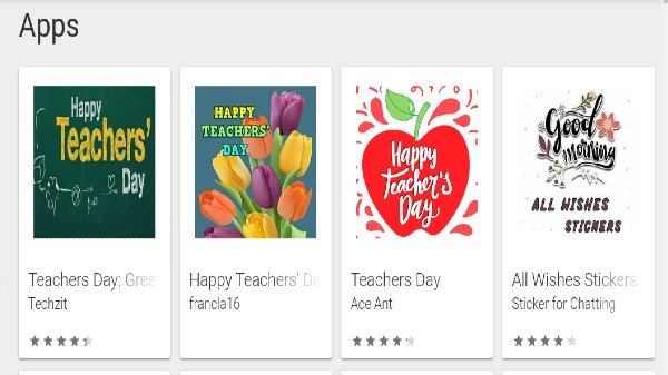 How to Download and Send Teachers Day WhatsApp Stickers