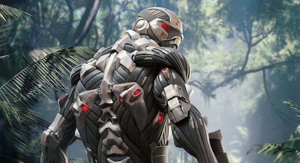 Learn with Crysis Remastered