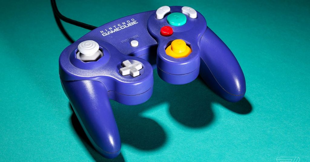 Nintendo is considering creating a portable switch-style GameCube, leak suggests