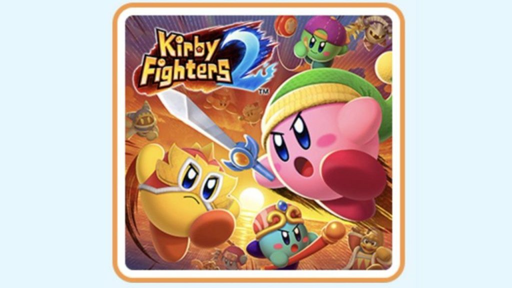 Oops! Nintendo seems to have accidentally revealed Kirby Fighters 2
