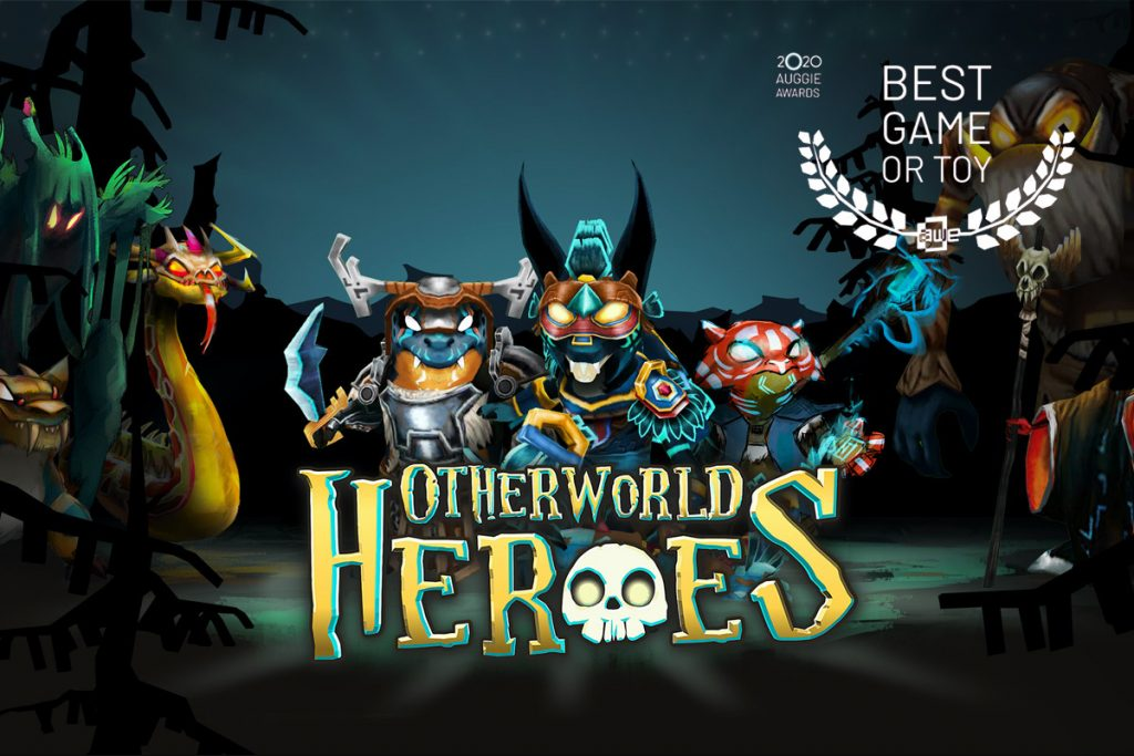 Romania was selected as the next market for the software launch of the MMO mobile game Otherworld Heroes
